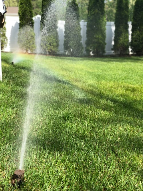 Lawn Irrigation in Pasadena, MD