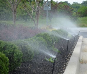 In-Ground Sprinklers in Pasadena, MD
