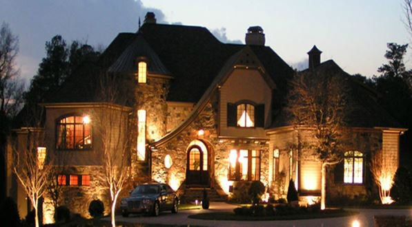 Maryland Landscape Lighting